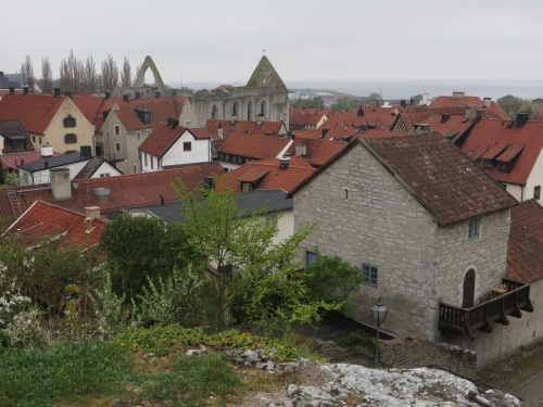 View of Visby