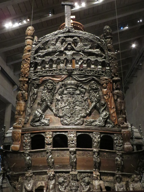 Stern of the Vasa